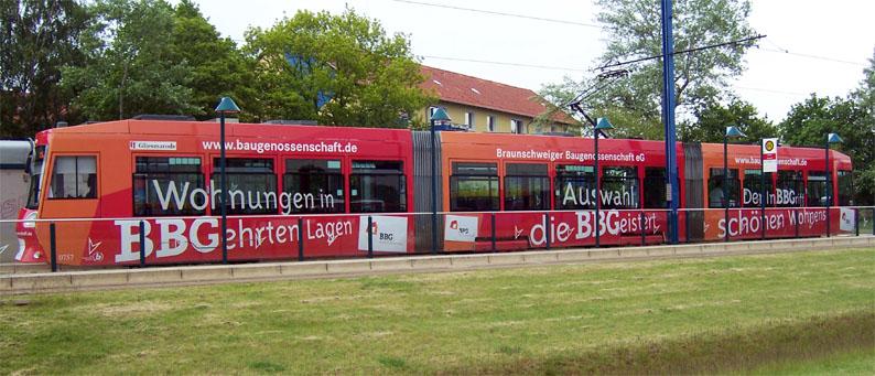 Logoform BBGBahn6