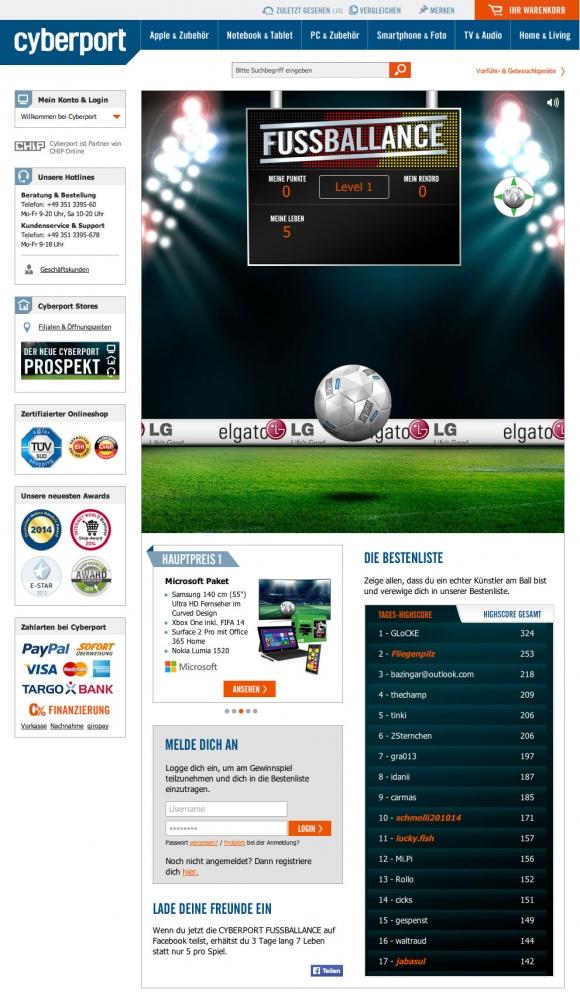 Logoform Cyberport_WMKampagne_Webseite_MiniGames_2clean
