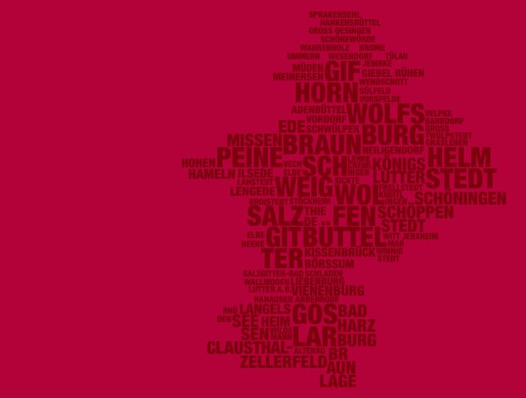 Logoform Portfolio: für die region