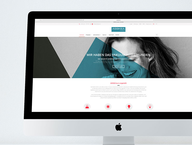 Logoform Portfolio: das neue vakuum
