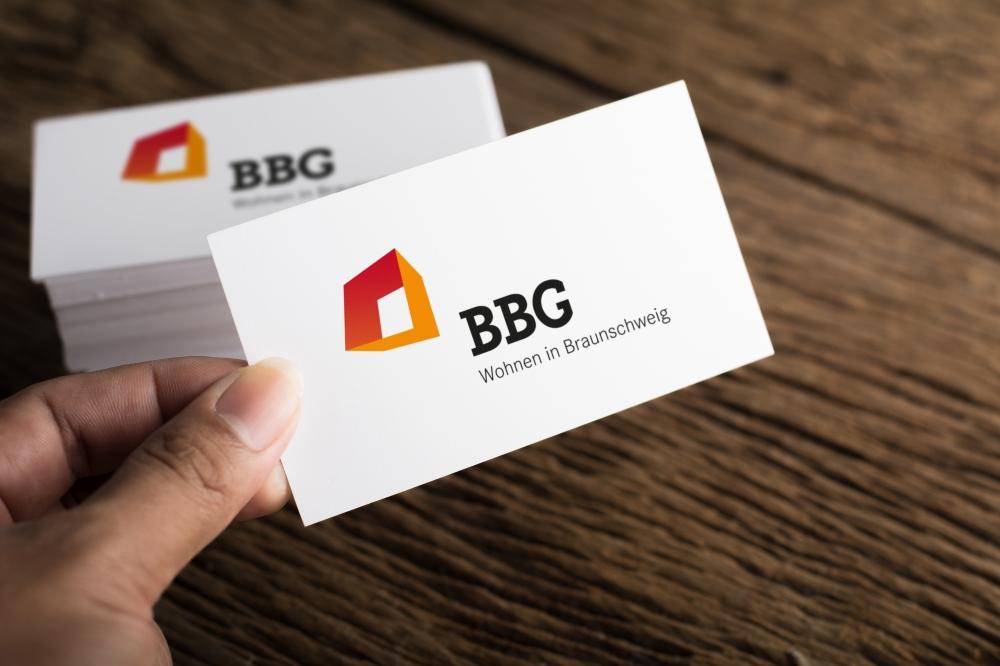 Logoform bbgvisitenkarte